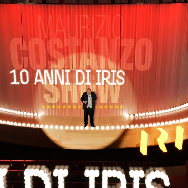 10 anni di Iris