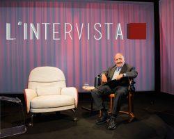 Maurizio Costanzo L'intervista